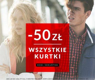 Diverse – promocja na kurtki -50 zł na wszystkie dostępne modele