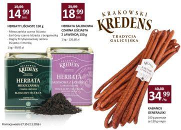Jesienne okazje w Krakowskim Kredensie