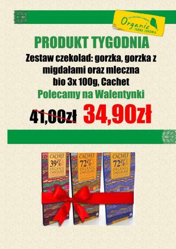 Słodka promocja w Organic Farma Zdrowia