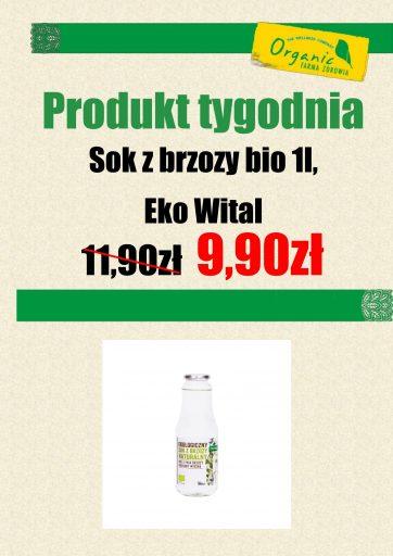 Produkt tygodnia w Organic Farma Zdrowia