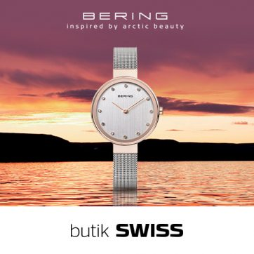 Wiosenna odsłona marki Bering w butiku Swiss