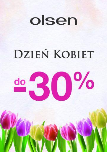 8 marca – Dzień Kobiet w salonie Olsen!
