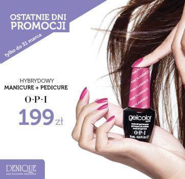 Promocja w Denique