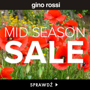 Mid Season Sale w Gino Rossi!