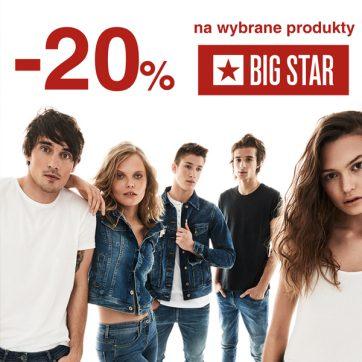 Promocja w Big Star