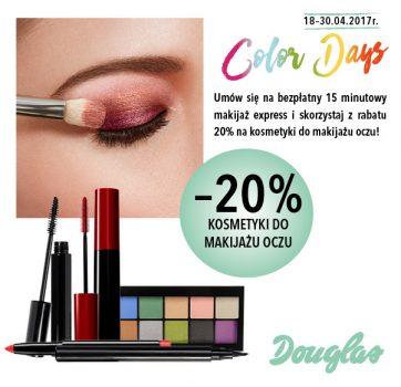 Douglas Color Days