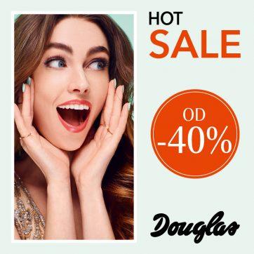 HOT SALE w perfumerii Douglas