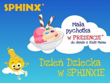 Dzień Dziecka w Sphinx