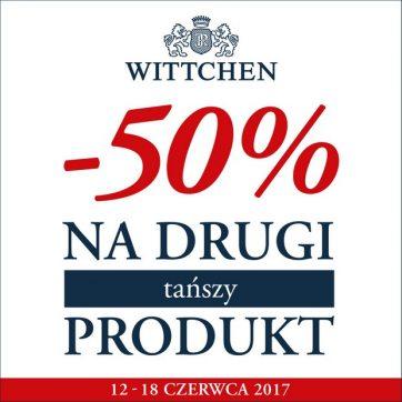 -50% rabatu na drugi produkt w Wittchen Travel!