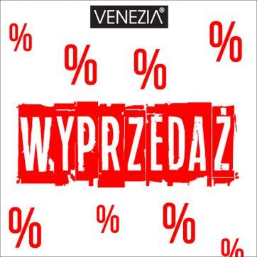 START Wyprzedaży w VENEZIA!
