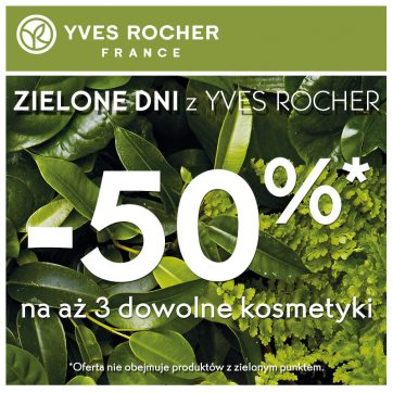 Zielone Dni z Yves Rocher
