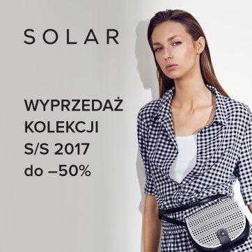 wyprzedaż w Solar do -50%