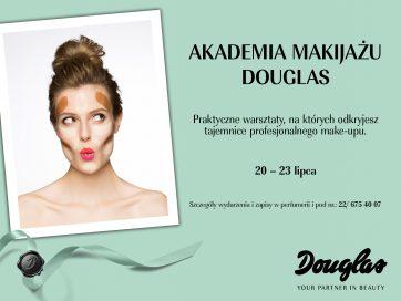 Akademia Makijażu w Douglas