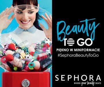 Sephora prezentuje: Beauty To Go – piękno w miniformacie!