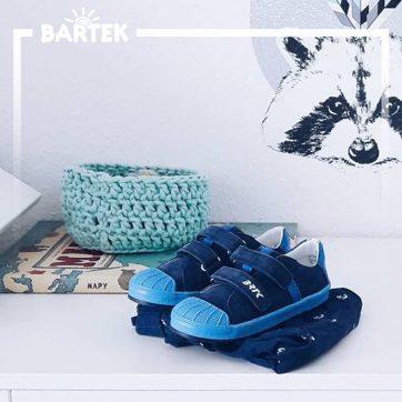 Powrót do szkoły w butach BARTEK