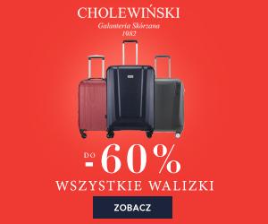 Festiwal bagażu w Cholewiński