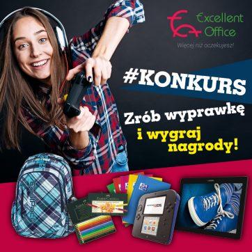 #KONKURS Back to School z Excellent Office