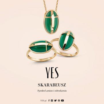 Nowa kolekcja SKARABEUSZ w Salonie YES!