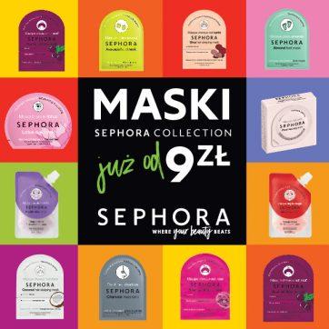 Sephora Collection prezentuje: Mad Mask – wyjątkowe maseczki już od 9 zł!