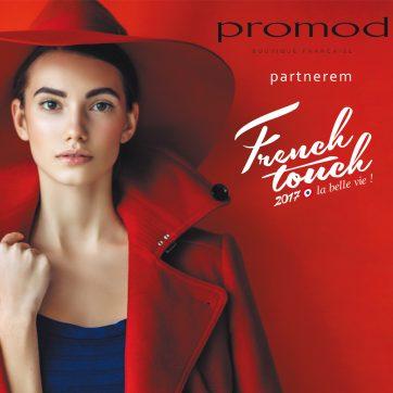 Świętuj French Touch 2017 razem z Promod