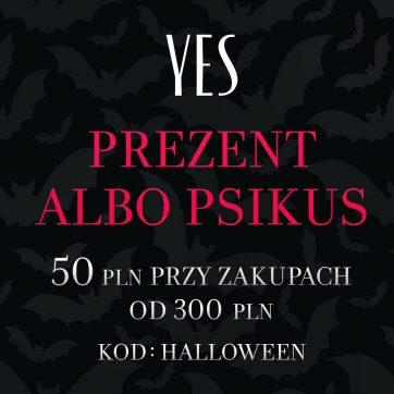Halloween w Salonie YES