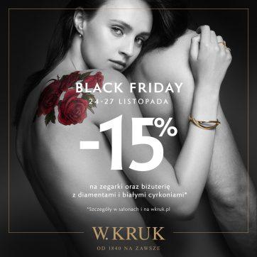 Black Friday w W.KRUK