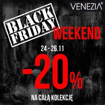 Black Weekend w Venezia!