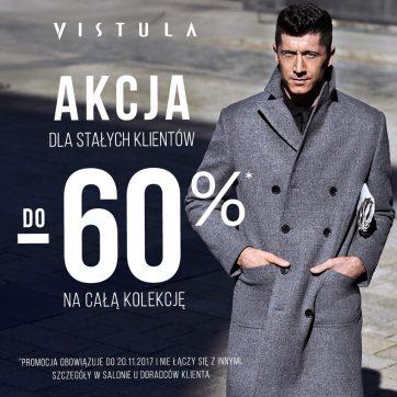 Promocja Vistula