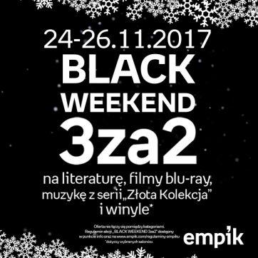 Black weekend w Empik