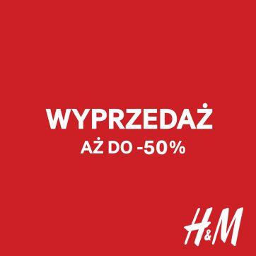 Zimowa wyprzedaż w H&M!