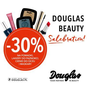 Douglas Beauty Salebration