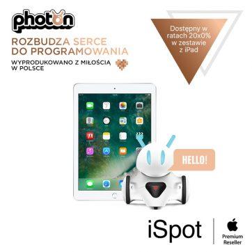 Robot Photon w iSpot