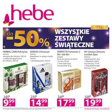 Oferta promocyjna Hebe