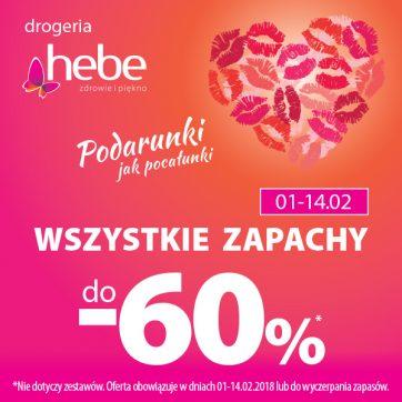 Walentynki z HEBE !