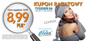 Kupony rabatowe w pralni Perfect Clean