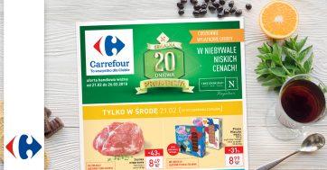 Oferta promocyjna Carrefour