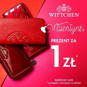 Walentynki w Wittchen
