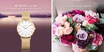 GOLD IS FOREVER – Ponadczasowe piękno z marką Bering w butiku SWISS