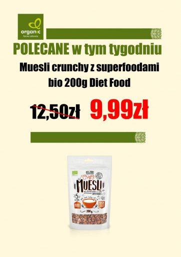 Promocja w Organic!