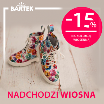 Promocja w sklepach Bartek