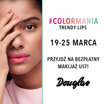 Douglas Colormania Trendy Lips