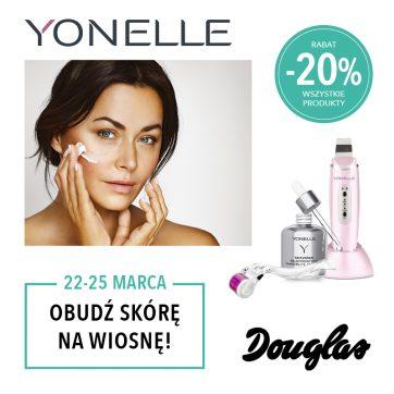 Yonelle w perfumeriach Douglas