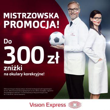 Mistrzowska Promocja w Vision Express