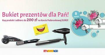 Dzień Kobiet w RTV EURO AGD!