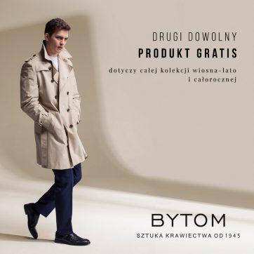 Drugi produkt gratis w Bytom