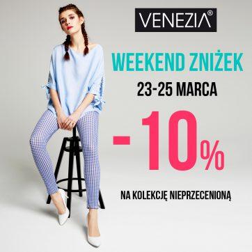 Weekend Zniżek z VENEZIA