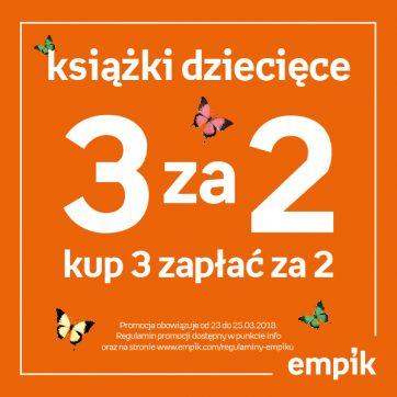 Weekendowa promocja z Empiku!