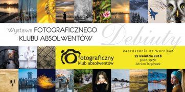 Wystawa Debiuty fotograficzne w Atrium Targówek!