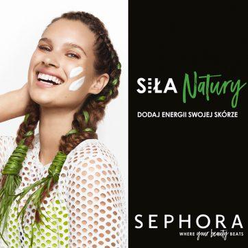 Siła natury w perfumeriach SEPHORA!
