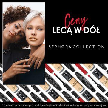 Ceny lecą w dół! Odkryj hity Sephora Collection w nowych niższych cenach!